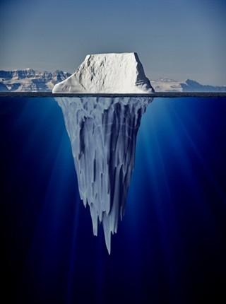 Iceberg hypnothérapie hypnose Jouvel